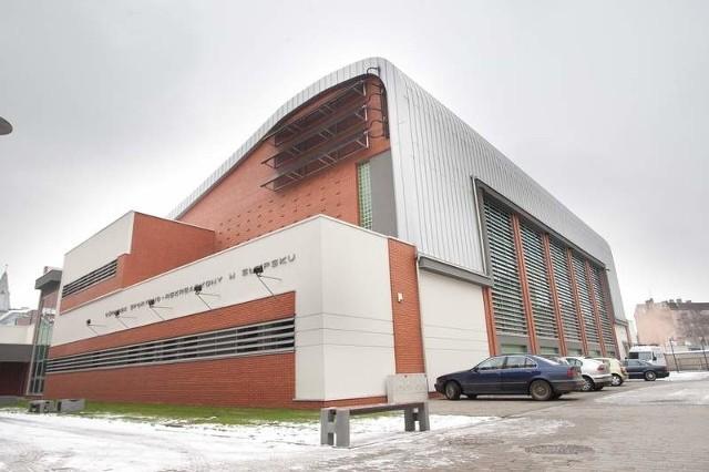 W Słupsku powstał Ośrodek Sportowo-Rekreacyjny.