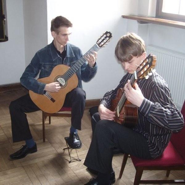 Damian Mańkowski i Łukasz Kapuściński, czyli duet z Sierpca zaprezentował klasę
