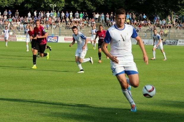 Wojciech Zawistowski w niebiesko-białych barwach rozegrał 11 meczów. W spotkaniach rundy rewanżowej pauzował.