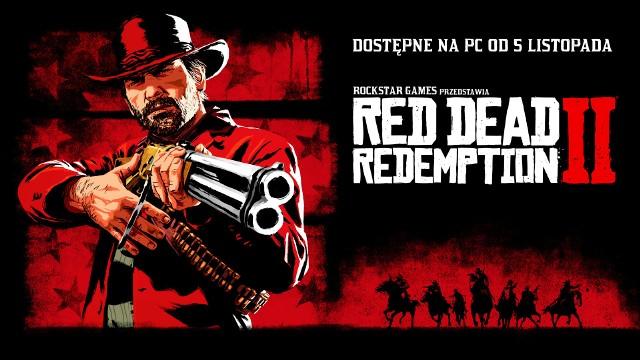 Gra Red Dead Redemption 2 trafiła na PC. Co nowego? Jakie wymagania sprzętowe?