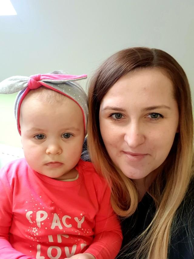 - Chciałabym bawić się z dzieckiem bez bólu - mówi Martyna Tuzimek, mieszkanka gminy Skaryszew, która zbiera pieniądze na operację lewej nogi.