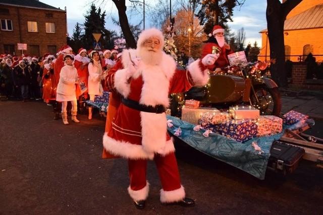 Jarmark świąteczny i parada w Pabianicach