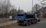 Przeładowane dostawczaki na ulicach Łodzi. Rekordzistą był kierowca ciężarówki za ciężkiej o 6 ton
