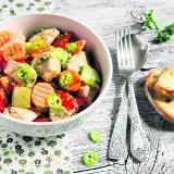 Szybki obiad może być zdrowy. Przepisy na pełnowartościowy obiad