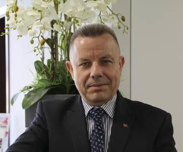 Wojciech Kosiński, prezes ZPUE