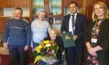 Pełen wigoru i radości - Jan Wojtasik z Kaczkowic świętuje 100. urodziny!