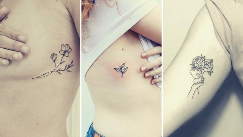 Małe Tatuaże Zobacz Najpiękniejsze Delikatne I Dyskretne