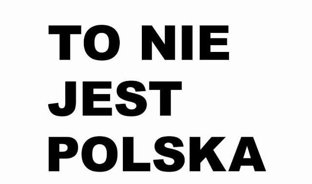 """""""To nie jest Polska"""" Piotr Marecki, Regina Mynarska, Kamila Albin"""