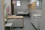 Pierwszy etap remontu przychodni w Skalbmierzu zakończony. Mieszkańcy mogą się już do niej zapisywać (ZDJĘCIA)