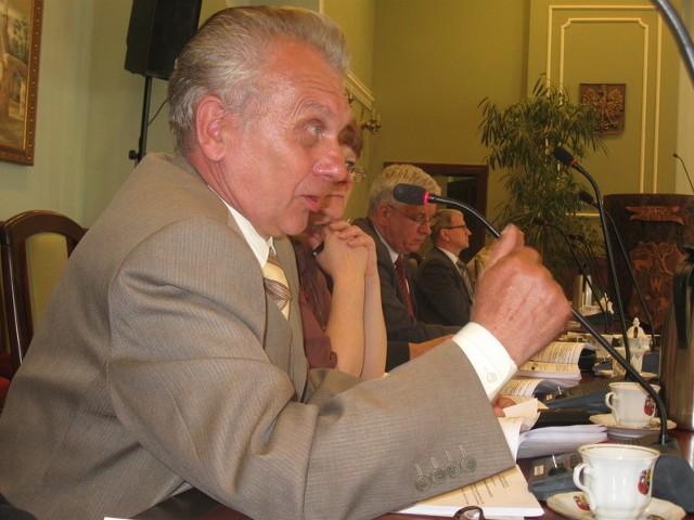 - Nie wyobrażam sobie, żeby Unia Europejska dopuściła do zmarnowania dotacji - przekonywał radny Zenon Oleszewski.