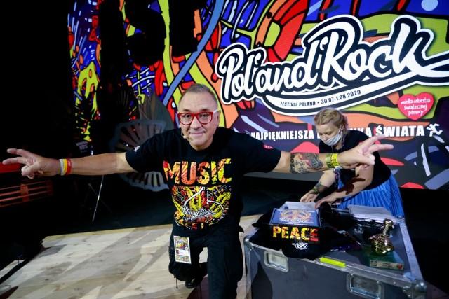 Tegoroczny Pol'and'Rock Festival przyjmie formę hybrydową - dostępny będzie zarówno dla ograniczonej grupy publiki obecnej na miejscu, jak i dla widzów śledzących jego przebieg w internecie.