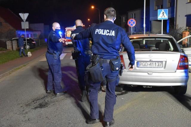 Wypadek na skrzyżowaniu w centrum Grodziska. Policjanci zatrzymali kierowcęZobacz:Wypadki w Wielkopolsce