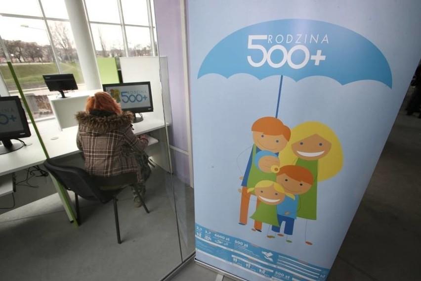 W Słupsku przybywa wypłat z rządowego programu 500 plus.