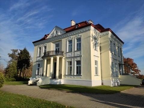 Muzeum imienia Witolda Gombrowicza we Wsoli.