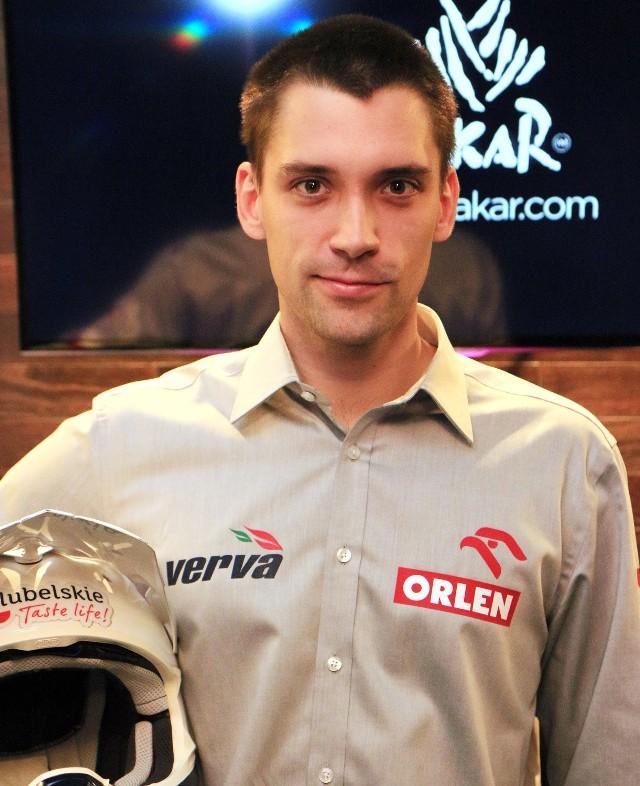 Kuba Piątek to zawodnik Orlen Team i KM Cross Lublin