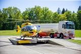 Pierwszy śmigłowiec ratunkowy lata na zrównoważonym paliwie lotniczym. To Airbus H145.