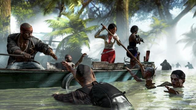Dead Island RiptideDead Island Riptide: Ciekawe, czy graczom kiedykolwiek znudzą się zombiaki...