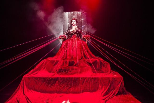 Projekt Kraków Culture będzie promował różne działania kulturalne pod Wawelem - w tym i efektowne spektakle teatralne