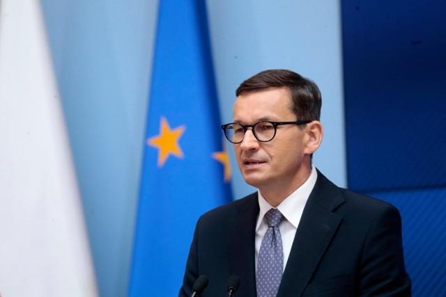 Morawiecki: Nie spodziewamy się spadku napięcia na granicy