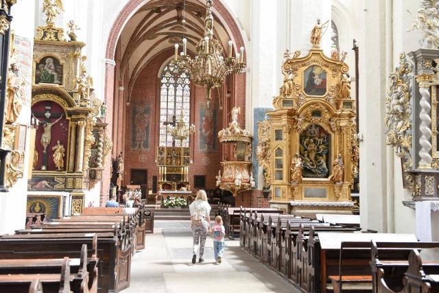 Katedra pw. św. Jana Chrzciciela i św. Jana Ewangelisty w Toruniu