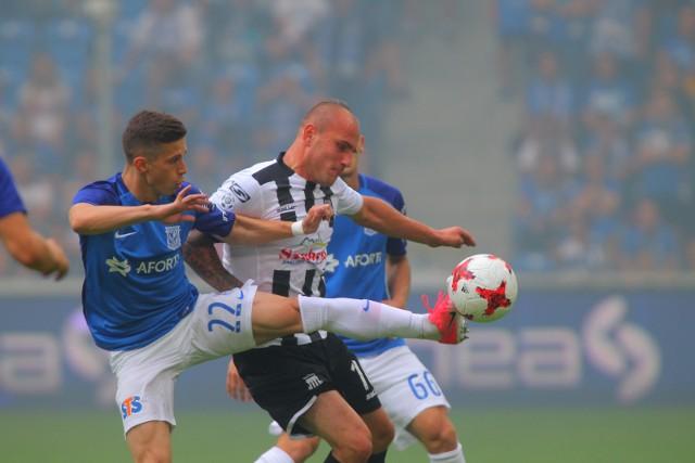 Lech Poznań jedynie zremisował z Sandecją Nowy Sącz 0:0