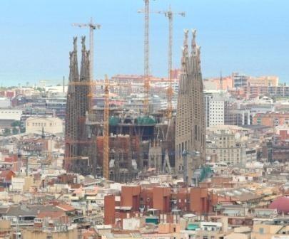 Barcelona, jedna z największych atrakcji turystycznych Hiszpanii