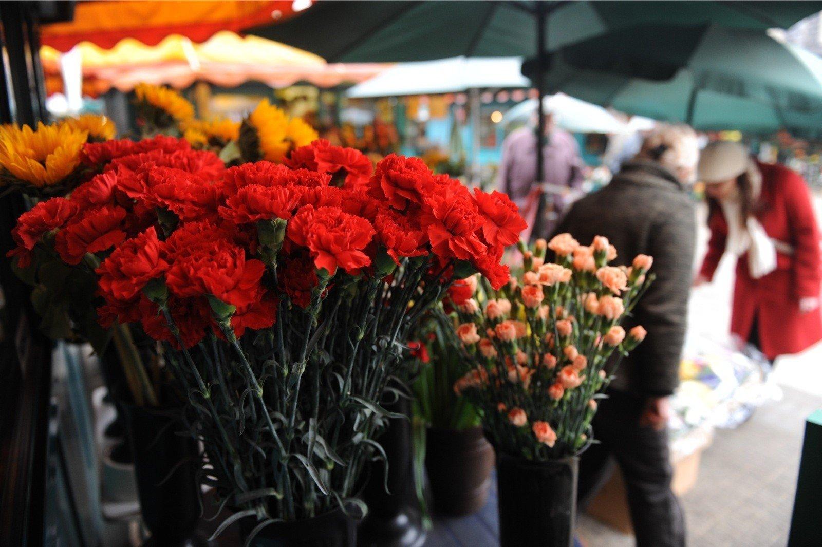 c6f162b595fb83 Kwiaty są być może nieco sztampowe, jednak stanowią bardzo bezpieczny  prezent, gdyż niemal wszystkie