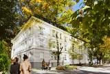 W dawnym pałacu Leipzigera powstaje luksusowy hotel. Zobacz, jak będzie wyglądał