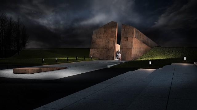 Pomnik Ofiar Deportacji Mieszkańców Górnego Śląska do Związku Sowieckiego w 1945 roku.Zobacz kolejne zdjęcia. Przesuwaj zdjęcia w prawo - naciśnij strzałkę lub przycisk NASTĘPNE