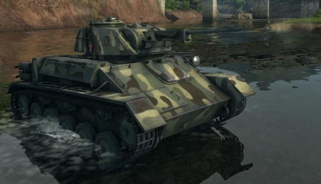 World of TanksWorld of Tanks: jedną z nowych maszyn w aktualizacji 8.5 będzie lekki czołg T-80
