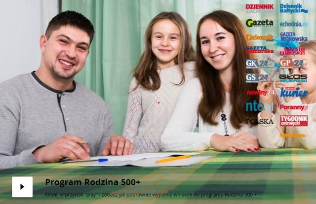 Rodzina 500 plus 2017. Jak dostać 500 zł na dziecko?
