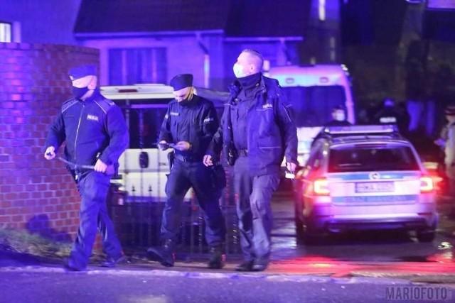 Są zarzuty dla podejrzanych o zabójstwo na ul. Dubois w Opolu i podpalenie mieszkania.