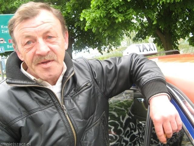 Marek Nowak jest taksówkarzem od 14 lat, ale coś takiego zdarzyło mu się po raz pierwszy.