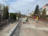 Trwa budowa kolejnej ulicy na bydgoskim Miedzyniu [zdjęcia]