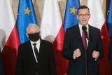 """Sondaż najbardziej wpływowych polityków. """"Polacy są przyzwyczajeni, że kto inny jest premierem, a kto inny rządzi"""""""