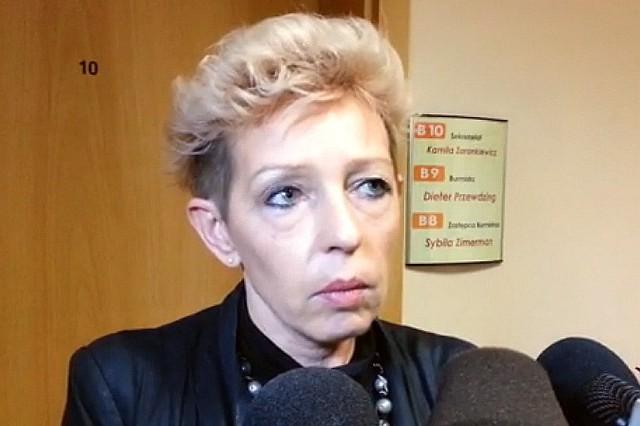 Sybila Zimerman dotychczas pełniła funkcję wiceburmistrza gminy.
