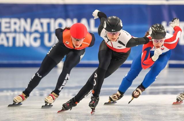 Natalia Maliszewska przed rokiem zdobyła brąz, a dwa lata temu była mistrzynią Europy na dystansie 500 metrów