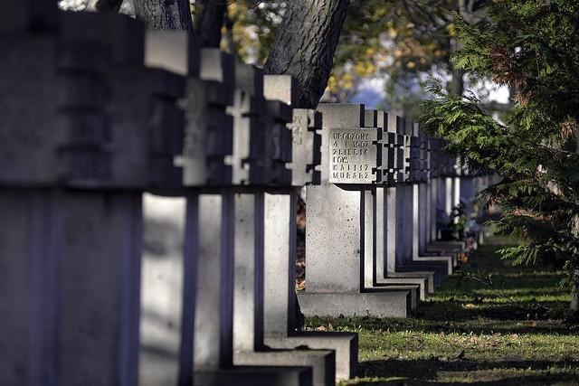 Cmentarz Ofiar Hitleryzmu w Gdańsku-Zaspie