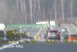 Pirat gnał po trasie S3 236 km/h. Policjanci skierowali sprawę do sądu. Kierowca będzie musiał zapłacić 4 tys. zł kary!