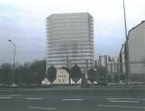 Kontrowersyjny 55-metrowy wieżowiec na granicy Warszewa w Szczecinie. W tle powiązania z prezydentem Piotrem Krzystkiem