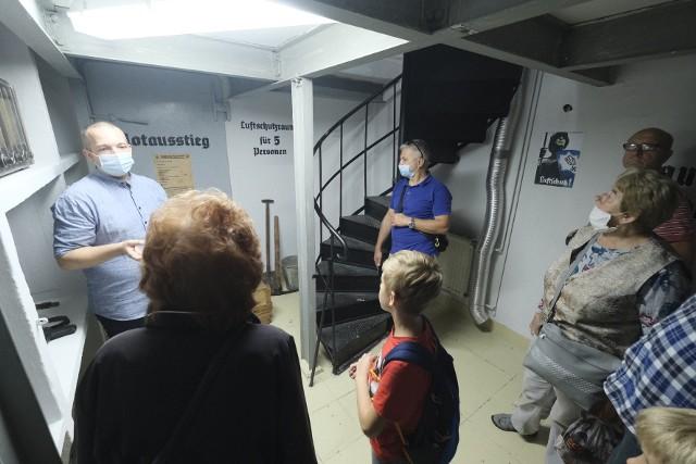 Z okazji IX Dni Twierdzy Poznań Radio Poznań otworzyło schron Greisera, który znajduje się w podziemiach zabytkowej willi.