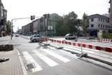 Budowa przystanku, torowiska i remont jezdni. Kolejne zmiany na łódzkich ulicach