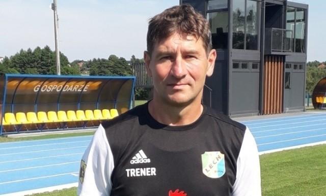 Sławomir Suchomski poprowadzi Lecha Rypin w sezonie 2021/2022