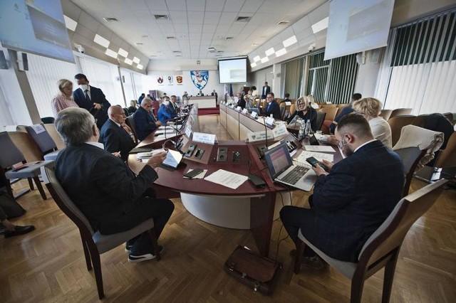 Sesja rady miejskiej w Koszalinie tym razem odbędzie się zdalnie