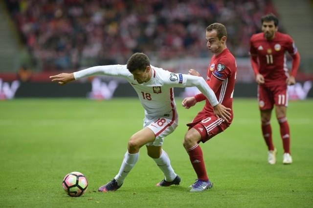Mecz Polska - Armenia 2:1. Zobacz bramki.