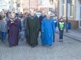 Orszak Trzech Króli przeszedł ulicami Kożuchowa [ZDJĘCIA]
