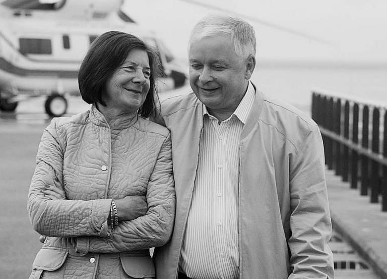 Maria i Lech Kaczyńscy będą patronami skweru w Poznaniu....