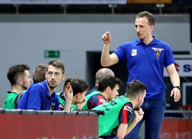 Łukasz Żebrowski - były zawodnik, reprezentant i trener Pogoni 04