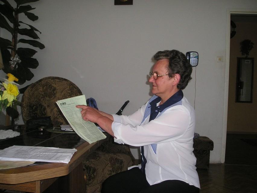 Z kursu języka angielskiego miała skorzystać córka pani Barbary Szyszłow. Teraz, pani Barbara, patrząc na dokumenty nie kryje złości. - Za te pieniądze mogłabym wysłać dziecko na kurs do Anglii - mówi poszkodowana.