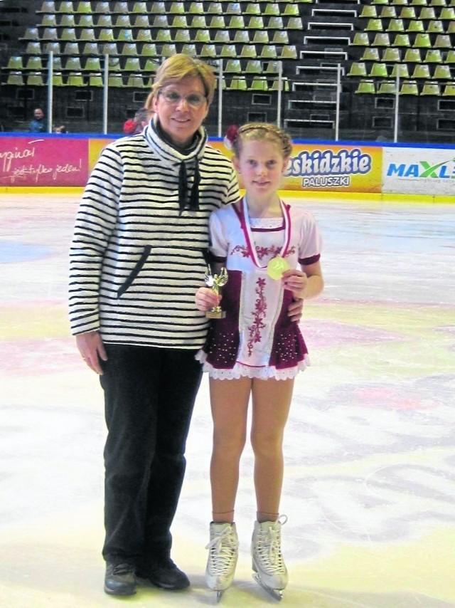 Celina Sudnik i Mirosława Brajczewska